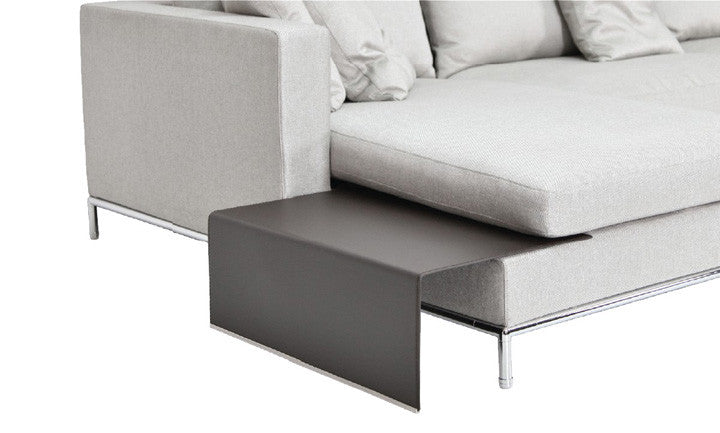 Simena sectional - end table