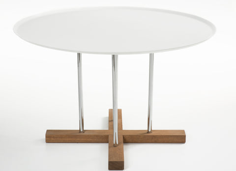 Sini Cocktail Table B & T Design in White