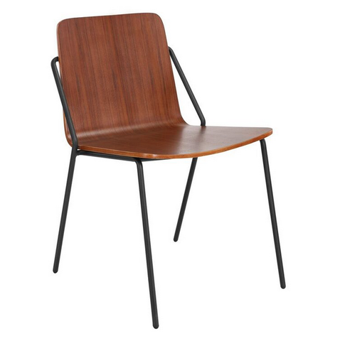 Buy Slender Silhouette Stacking Plywood Sling Chair | 212Concept