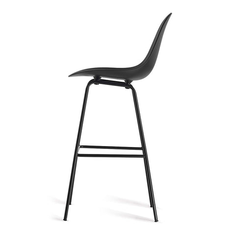 Buy Low-Cost Reliable Black TA Commercial Stool | 212Concept