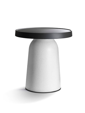 Thick Top Side Table -High-