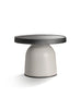 Thick Top Side Table -Low-