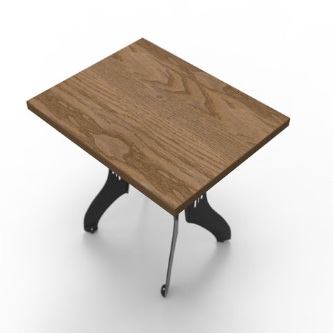 Wooden Bistro Table