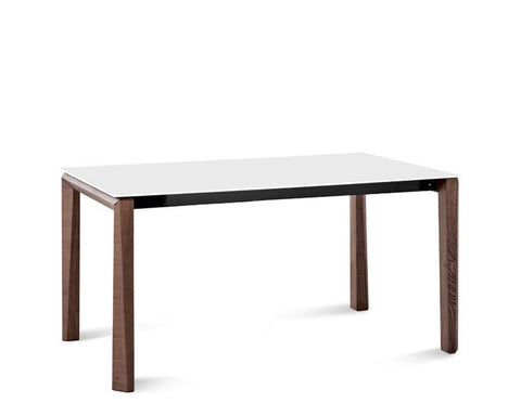Buy Wooden Expandable Dining Table in Walnut Finish | 212Concept