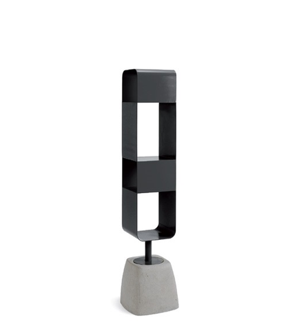 Buy Cement Base Modular Italian Display Shelf | 212Concept
