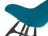Buy Removable Shell Fabric Cover Curvy Chair | 212Concept