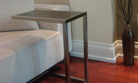 Alfa metal end table sohoConcept