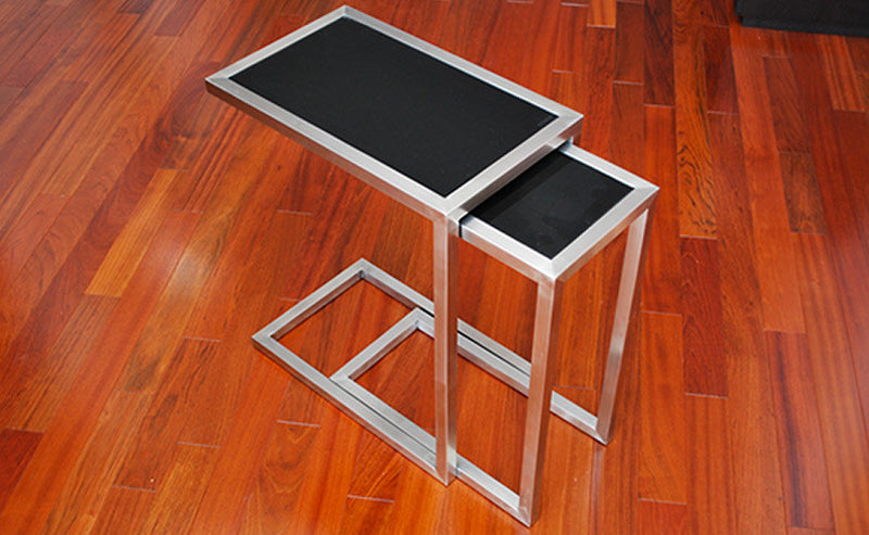 Alfa Nesting Tables size options
