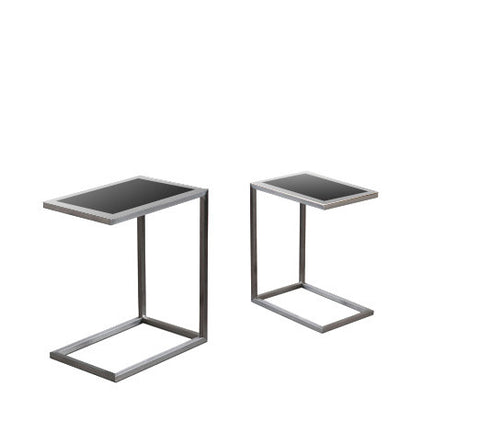 Alfa modern nesting side tables