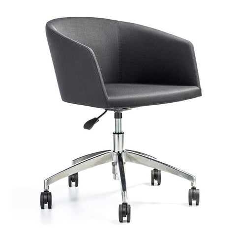 Shop For Curvy Modern Barclay Office Chair | 212Concept