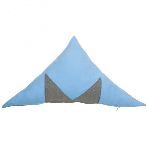 Modern triangle shaped  pillow