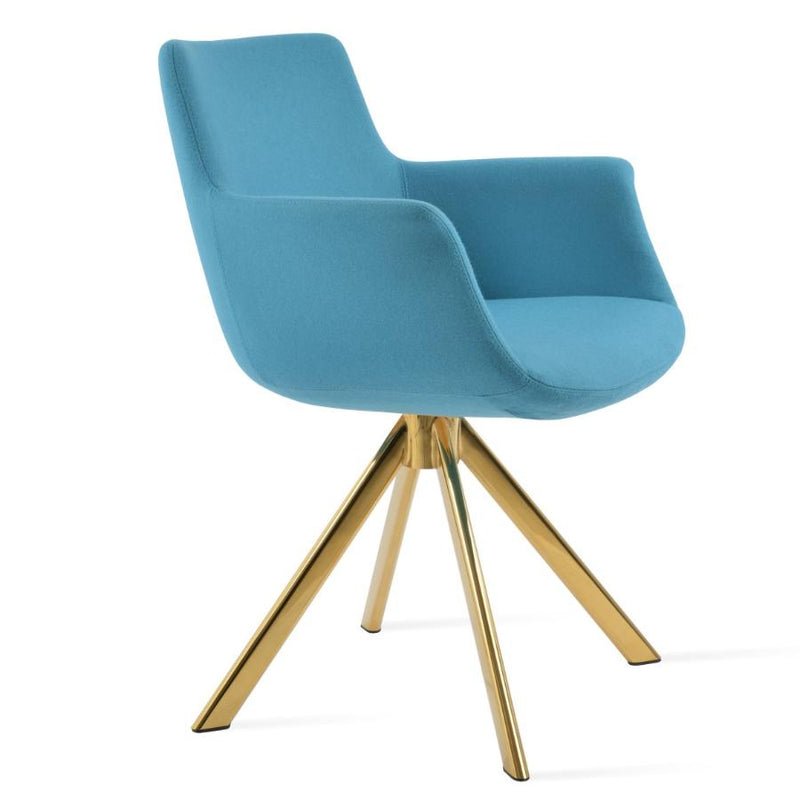 Bottega Arm Sword Chair