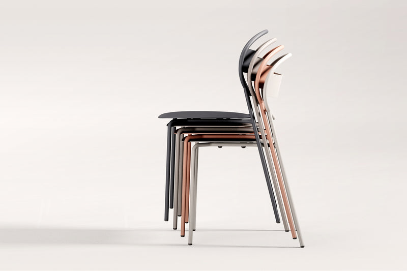 Sole Stacking Chair