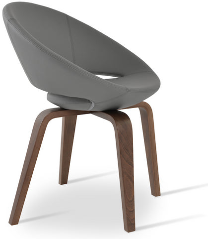 Buy Round Crescent Plywood Chair | 212Concept