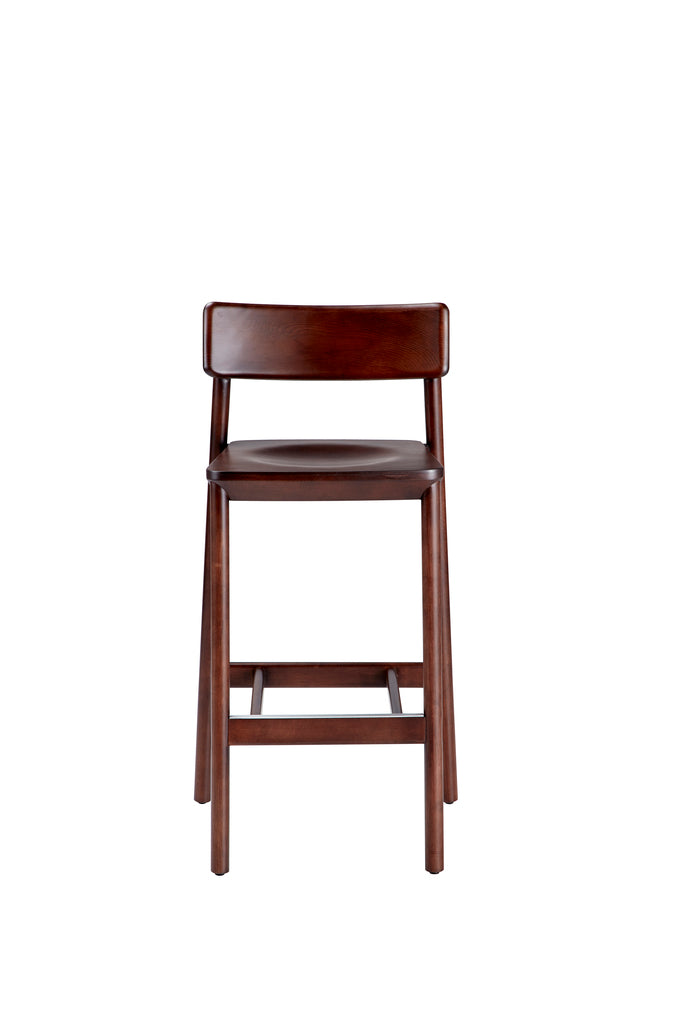Mika Barstools with Backrest