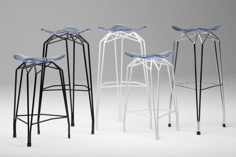 Diamond modern bar stools collection