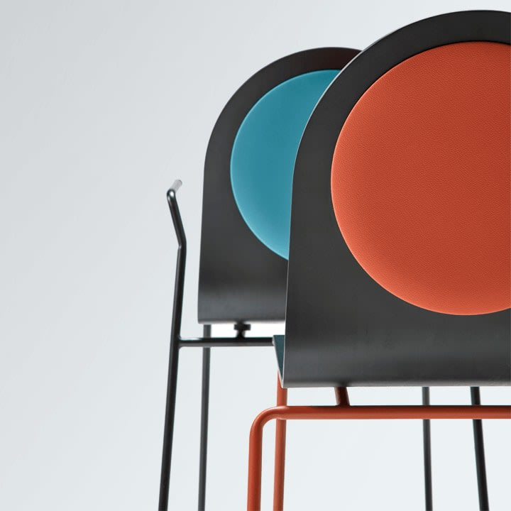 Dot Chair W/ARM