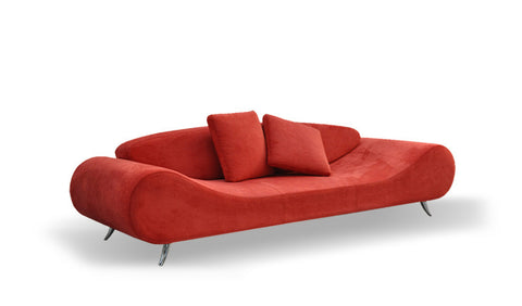 Buy Harmony Sofa in Red Fabric | 212Concept