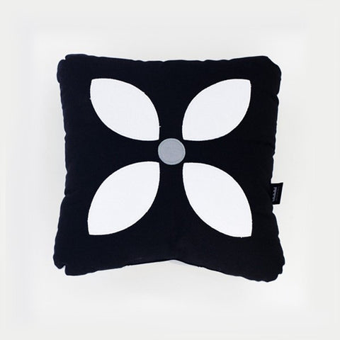 Modern flower pillow