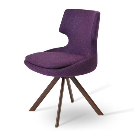 Buy Edgy Sword Base Patara Dining Chair | 212Concept