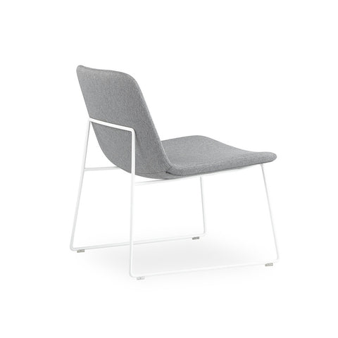 Buy High Function Wide Seating Pera Sled Lounge Chair | 212Concept