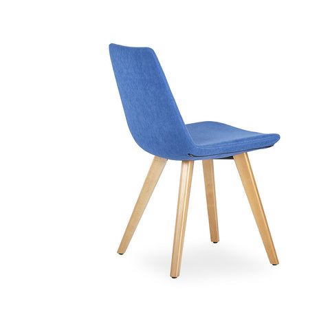 Buy Modern Wooden 4-Legged Pera Side Chair | 212Concept