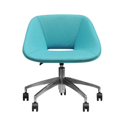 Buy Modern Public Office Chair in Turquoise | 212Concept