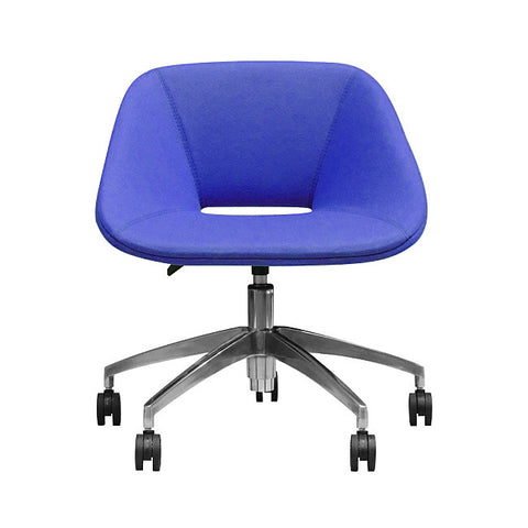Buy Modern Public Office Chair in Blue | 212Concept