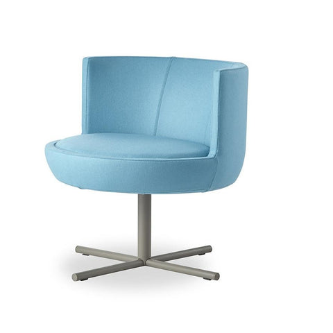Buy Round Swivel Base Hotel Lobby Lounge Chair | 212Concept