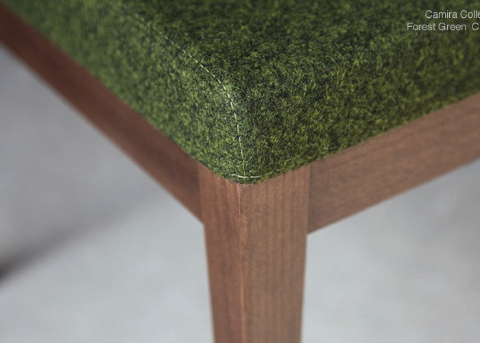 Aria Wood Chair Detail
