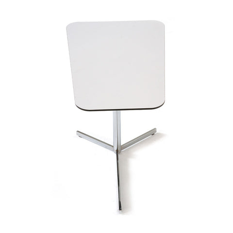 Buy Pedestal Tri-Foot Base Computer Side Table | 212Concept
