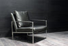 Buy Leather Zara Lounge Chair | 212Concept