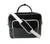 "SHINE 17"" glossy laptop bag black"