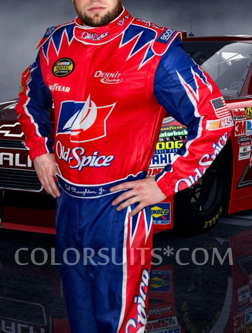 Cal Naughton Jr. ~ Talladega Nights