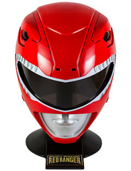 Power Ranger Helmet: Red MMPR~ Legacy Collection