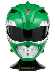 Power Ranger Helmet: Green MMPR~ Legacy Collection