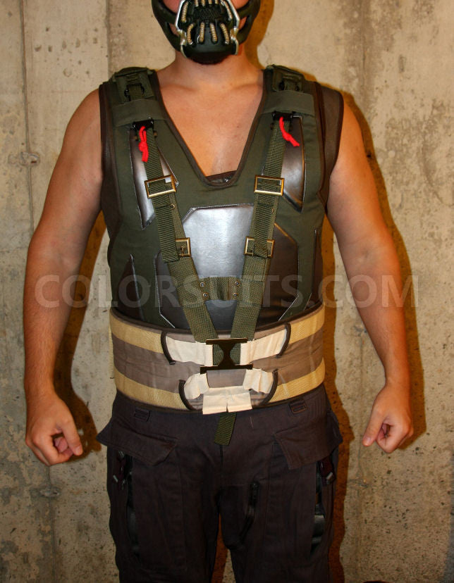 ... Bane Costume ~ Dark Knight Rises ... & Bane Costume ~ Dark Knight Rises | Colorsuits