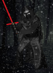 Kylo Ren Costume ~ Force Awakens