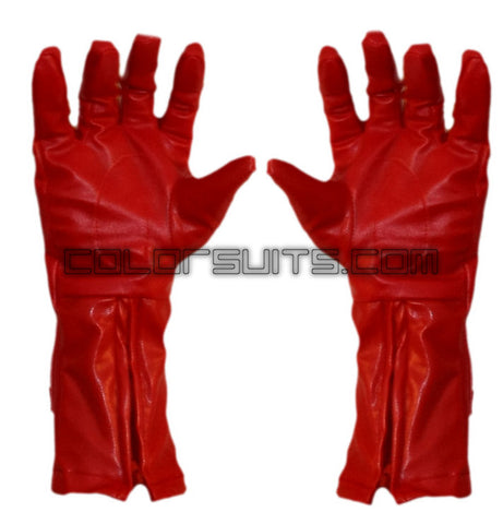 Red Hero Gloves