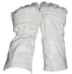 White Hero Gloves