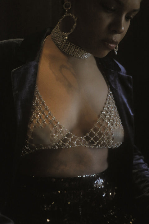 Better Than Sex Bra Chain