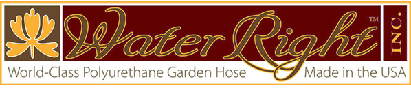 Water Right Polyurethane Garden Hose Specialists Logo