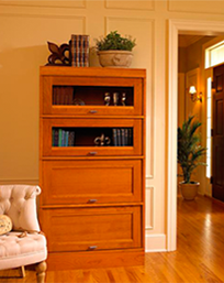 millennium collection barrister bookcases