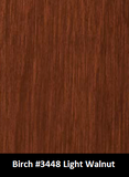 #3448- Light Walnut