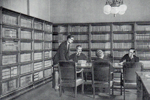 Hale Barrister Bookcases, Herkimer NY since 1907