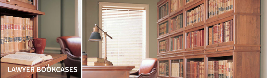 Hale Law Office Bookcases