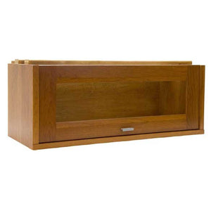 Hale Millennium Extra Deep Barrister Bookcase 911-12 Receding Glass Door Section- Small