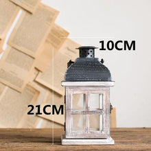 Load image into Gallery viewer, Retro Lantern Candle Holder | GULA MAGICK