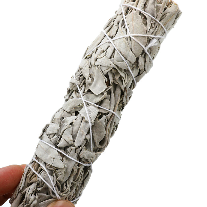 White Sage Smudges  Wand, 2/4/6/12/16 PCS Bundle | GULA MAGICK