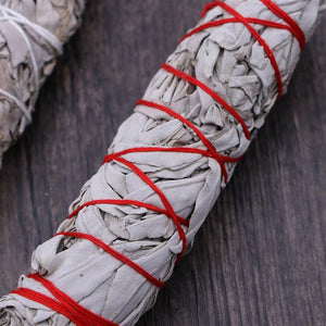 California White Sage Smudge Wand, 2PCS Bundle | GULA MAGICK